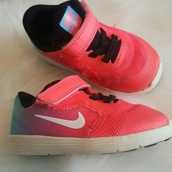 Nike Revolution 3 Running Shoes Infant